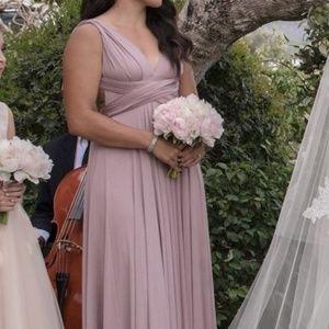 Twobirds Ginger Convertible Bridesmaid Dress